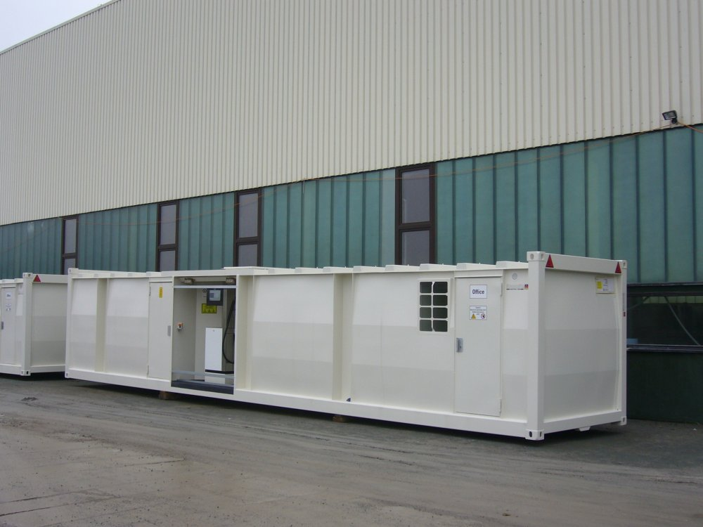 Tank systems by krampitz for Construction container